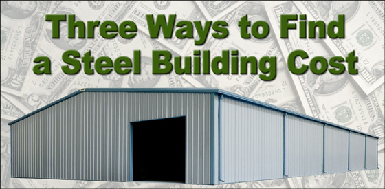 How much does a steel building cost rhino steel for How much does it cost to build a metal house