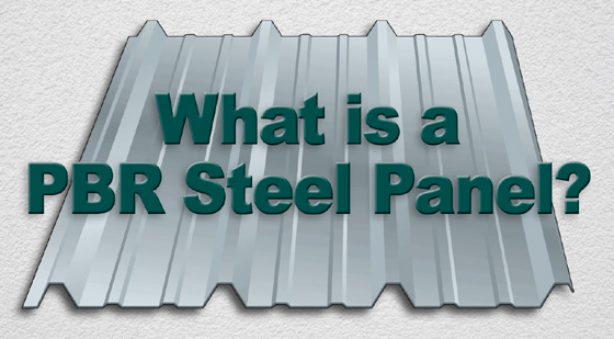 What are PBR Steel Panels? | Rhino Ribbed Steel Siding