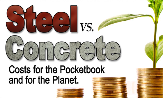 Should You Build with Steel or Concrete? | Rhino Steel Building Systems
