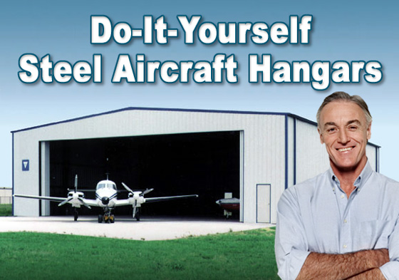 Do It Yourself Steel Aircraft Hangars Rhino Steel Building Systems