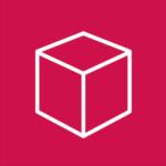 Icon of a box, representing spaciousness.