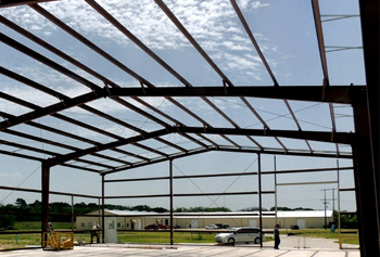 Steel & Metal Building Kits by Rhino Steel Building Systems