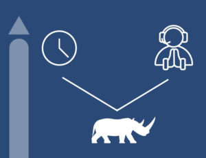 Icon depicting the three types of quotes available from RHINO.